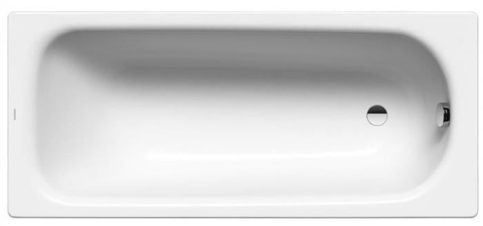 Kaldewei Saniform Plus Wanna prostokątna 160x70 cm biała 111700010001