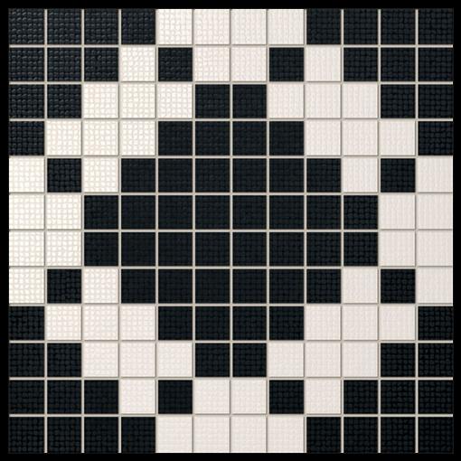 Tubądzin Maciej Zień Paris Obrazy Rivage 5 Mozaika Podłogowa 29.8x29.8 cm  PTE098R5
