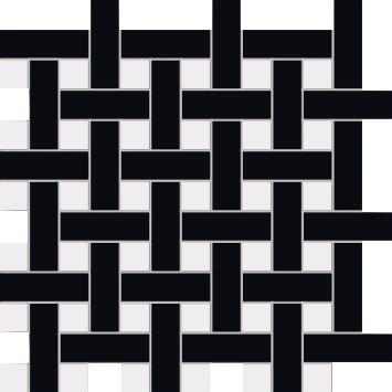 Tubądzin London Piccadilly Tower Hill 1 Mozaika podłogowa 29.8x29.8 cm  LADY443Y