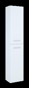 Elita Kwadro Plus Słupek 30 cm 2D biały połysk