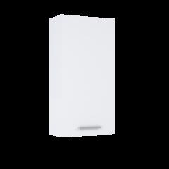 Elita Kwadro Plus Szafka wisząca 40x21.6 cm 1D biały połysk