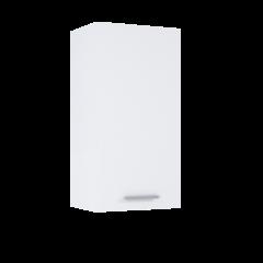 Elita Kwadro Plus Szafka wisząca 40x31.6 cm 1D biały połysk