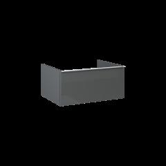 Elita Look Komoda jednoszufladowa 60 cm anthracite połysk