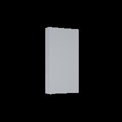 Elita For All Szafka wisząca 40x12,6 cm 1D light grey połysk