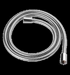 Omnires Wąż prysznicowy osłona stalowa 150 cm chrom
