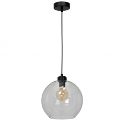 Milagro Sofia clear lampa wiszaca 1xe27