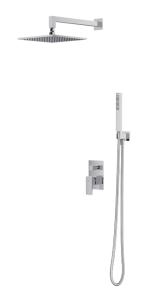OMNIRES System prysznicowy podtynkowy FRESH chrom