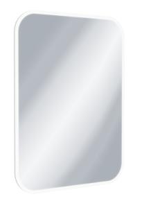 EXCELLENT Lustro Łazienkowe LUMIRO w ramie akrylowej  50x80 cm