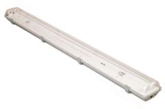Eko-light oprawa hermetyczna 2x36w elektronik