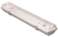 Eko-light oprawa hermetyczna 1x18w elektronik