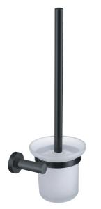 Omnires Modern Project Szczotka do WC czarna MP60620BL