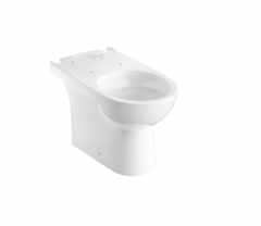 Koło Nova Pro Premium Miska WC kompakt lejowa krótka 60 cm Rimfree