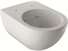 Geberit Acanto Wisząca miska lejowa WC biała Rimfree