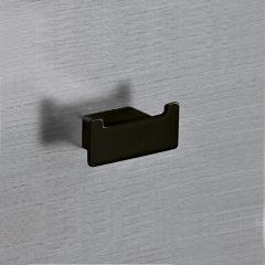 Gedy Lounge wieszak punktowy czarny mat 5426/CZAR