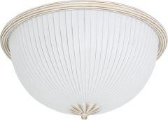 Nowodvorski Lighting Baron Lampa plafon white/gold biało złota II