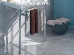 Catalano Canova Royal Stelaż umywalkowy 95x47 cm chrom