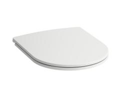 Laufen Pro Deska WC slim biała