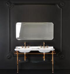 Kerasan Waldorf Stelaż umywalkowy 150 cm złoty