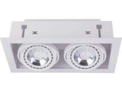 Nowodvorski Lighting DOWNLIGHT ES111 Lampa wpuszczana white biała II