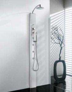 Novellini THINK 1 Panel prysznicowy z siedziskiem Termostatyczny