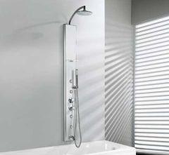 Novellini THINK 2 Panel prysznicowy wannowy z mieszaczem