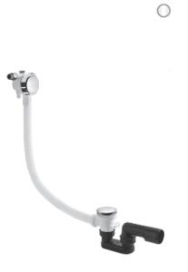 Vedo Click II syfon wannowy  z napełnianiem 336C/70CH