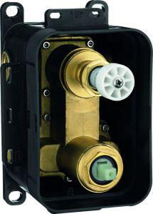 Deante Box podtynkowy termostatyczny z przełącznikiem BXY_X44T