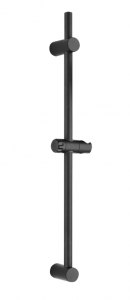 Kuchinox Cento Drążek natryskowy 70 cm Czarny