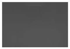 Excellent Lavano Brodzik prostokątny 140x80 cm czarny
