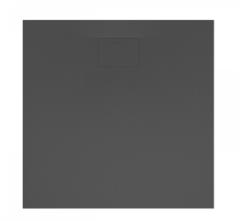 Excellent Lavano Brodzik prostokątny 90x80 cm czarny