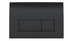 Geberit Delta Przycisk spłukujący do WC kolor czarny