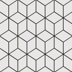 Egen Alhambra Negro Keros  płytka podłogowa 25x25 cm