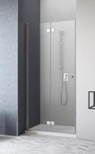 Radaway Essenza New DWB Drzwi do wnęki lewe 80 cm (78,7-80,5 cm) Chrom