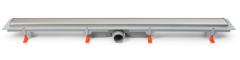 Werit Exclusive Flis 40 Odpływ liniowy z maskownicą do wklejenia płytki 85 cm