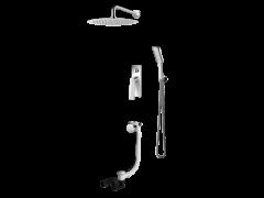 Vedo Dessp II system wannowo-natryskowo podtynkowy VBD4232/25