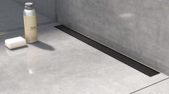 I-Drain Pro Plano Mat Ruszt 120 cm czarny mat