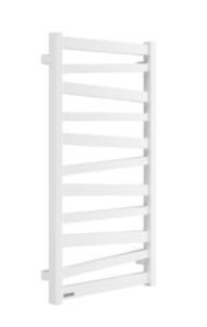 Excellent Italic Grzejnik łazienkowy 94,5x50 cm biały soft