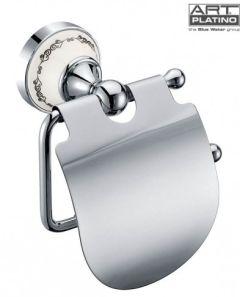 Art Platino Nikolas uchwyt na papier toaletowy z klapką
