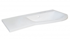 Oristo Opal Umywalka meblowa 90 cm prawa