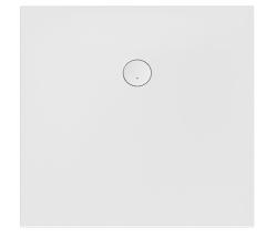 Sanplast Open Mineral Brodzik kwadratowy 90x90x1,5 cm biały