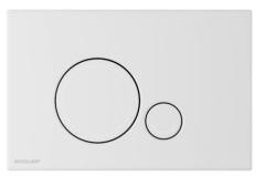 Excellent Ringo Przycisk spłukujący do WC Biały