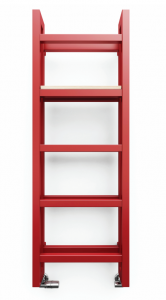TermaTechnologie Stand Grzejnik drabinkowy 1150x400 mm czerwony