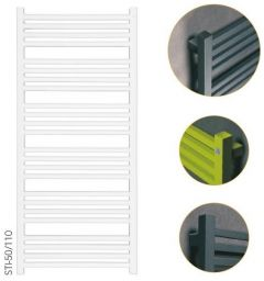 Instal Projekt Stick Grzejnik łazienkowy 500 x 1110 mm