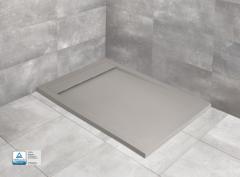 Radaway Teos F Brodzik prostokątny 140x90 cm Cemento