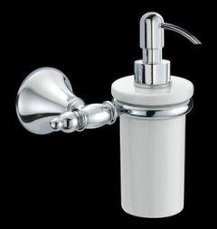 Bagno&Associati Tempo Dozownik na mydło ceramiczny chrom
