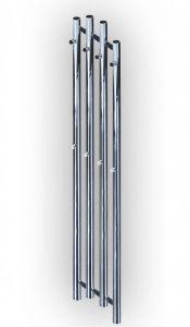 Radeco Tubo grzejnik łazienkowy 1620x290 mm - chrom