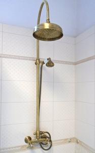 Paffoni Belinda Retro Kolumna prysznicowa stare złoto
